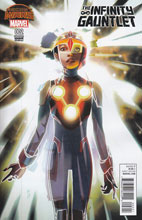 Image: Infinity Gauntlet #2 (variant cover - ) - Marvel Comics