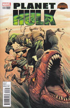Image: Planet Hulk #2 (Cinar variant cover) - Marvel Comics