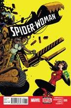 Image: Spider-Woman #8 - Marvel Comics