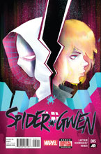Image: Spider-Gwen #5 - Marvel Comics