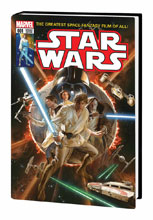 Image: Star Wars: The Marvel Covers Vol. 01 HC  (Alex Ross cover) - Marvel Comics