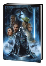 Image: Star Wars: Episode V: The Empire Strikes Back HC  - Marvel Comics