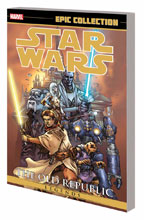 Image: Star Wars Legends Epic Collection: The Old Republic Vol. 01 SC  - Marvel Comics