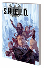 Image: S.H.I.E.L.D. Vol. 01: Perfect Bullets SC  - Marvel Comics