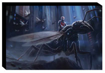 Image: Art of Marvel's Ant-Man Slipcased HC  - Marvel Comics