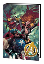Image: Avengers by Jonathan Hickman Vol. 02 HC  - Marvel Comics
