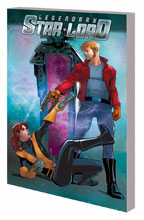Image: Legendary Star-Lord Vol. 02: Rise of the Black Vortex SC  - Marvel Comics