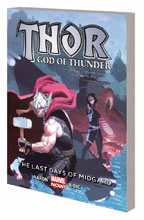 Image: Thor: God of Thunder Vol. 04 - The Last Days of Midgard SC  - Marvel Comics