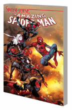 Image: Amazing Spider-Man Vol. 03: Spider-Verse SC  - Marvel Comics