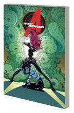 Image: Secret Avengers Vol. 03: God Level SC  - Marvel Comics