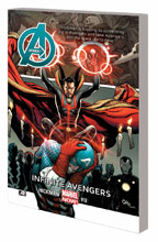 Image: Avengers Vol. 06: Infinite Avengers SC  - Marvel Comics
