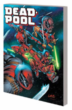 Image: Deadpool Classic Vol. 12: Deadpool Corps SC  - Marvel Comics