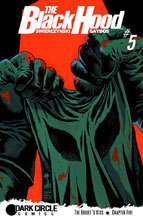 Image: Black Hood #5 (regular cover - ) - Archie Comic Publications