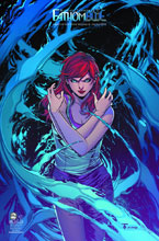 Image: Fathom: Blue #1 (variant incentive cover - ) (12-copy) - Aspen MLT Inc