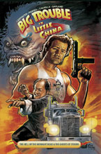 Image: Big Trouble in Little China Vol. 01 SC  - Boom! Studios