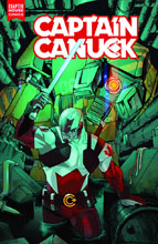 Image: Captain Canuck #2 - Chapter House Publishing, Inc