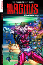 Image: Magnus: Robot Fighter Vol. 02: Uncanny Valley SC  - Dynamite