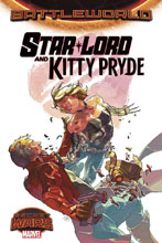 Image: Star-Lord and Kitty Pryde #1 (DFE Limited Series signed by Sam Humphries) - Dynamic Forces