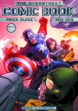 Image: Overstreet Comic Book Price Guide Vol. 45 SC  (Captain America & S.H.I.E.L.D. cover) - Gemstone Publishing