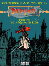 Image: Dungeon Monstres Vol. 05: My Son, The Killer GN  - NBM
