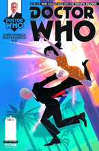 Image: Doctor Who: The 12th Doctor #10 (cover A - Hughes) - Titan Comics