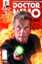 Image: Doctor Who: The 12th Doctor #10 (cover B - photo subscription) - Titan Comics