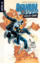Image: Quantum and Woody Vol. 04: Quantum and Woody Must Die! SC  - Valiant Entertainment LLC