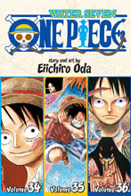 Image: One Piece 3-in-1 Vol. 12 SC  - Viz Media LLC