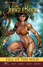 Image: Grimm Fairy Tales Presents The Jungle Book Vol. 03: Fall of the Wild SC  - Zenescope Entertainment Inc