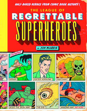 Image: League of Regrettable Superheroes HC  - Quirk Books