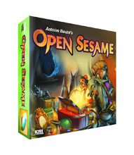 Image: Open Sesame Card Game  -