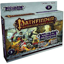 Image: Pathfinder ACG: Wrath Righteous Adventure Deck 2 - Sword of Valor  -