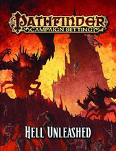 Image: Pathfinder Campaign Setting: Hell Unleashed  -