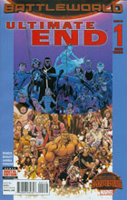 Image: Ultimate End #1 (2nd printing)  [2015] - Marvel Comics