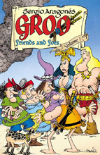 Image: Groo Friends and Foes Vol. 01 SC  - Dark Horse Comics