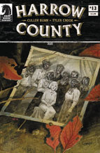 Image: Harrow County #13  [2016] - Dark Horse Comics