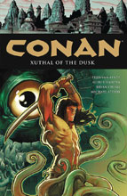 Image: Conan Vol. 19: Xuthal of the Dusk SC  - Dark Horse Comics