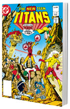 Image: New Teen Titans Vol. 05 SC  - DC Comics
