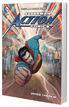 Image: Superman Action Comics Vol. 07: Under the Skin SC  - DC Comics