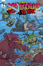 Image: TMNT: Bebop & Rocksteady Destroy Everything #1  [2016] - IDW Publishing