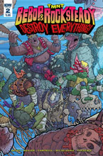 Image: TMNT: Bebop & Rocksteady Destroy Everything #2  [2016] - IDW Publishing