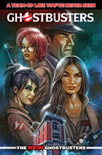 Image: Ghostbusters: The New Ghostbusters SC  - IDW Publishing