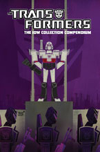 Image: Transformers: The IDW Collection Compendium Vol. 01 SC  - IDW Publishing