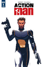 Image: Action Man #1  [2016] - IDW Publishing