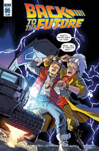 Image: Back to the Future #9  [2016] - IDW Publishing