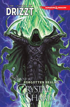 Image: Dungeons & Dragons: The Legend of Drizzt Vol. 04 - The Crystal Shard SC  - IDW Publishing