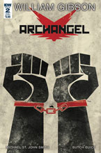Image: Archangel #2 (subscription cover B - James Biggie)  [2016] - IDW Publishing