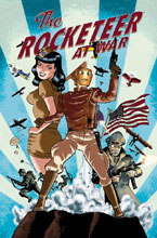 Image: Rocketeer at War! Vol. 01 SC  - IDW Publishing