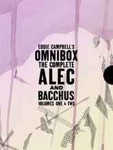 Image: Eddie Campbell Omnibox: The Complete Alec and Bacchus Vols. 01 & 02 SC  - IDW - Top Shelf
