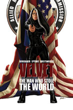 Image: Velvet Vol. 03: The Man Who Stole the World SC  - Image Comics